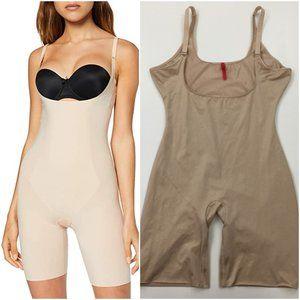 SPANX Sara Blakely Thinstincts Open Bust Bodysuit